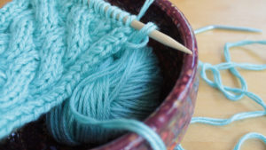 Home DIY. Learn to knit, crochet, and more with PurlsAndPixels
