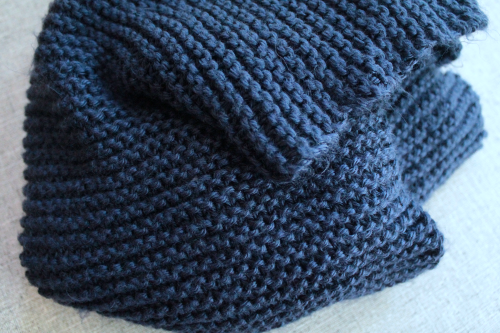 Beginner Knit Scarf, Free Knitting Pattern - PurlsAndPixels