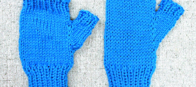 Blocking Knits, When and How to Block Knitwear