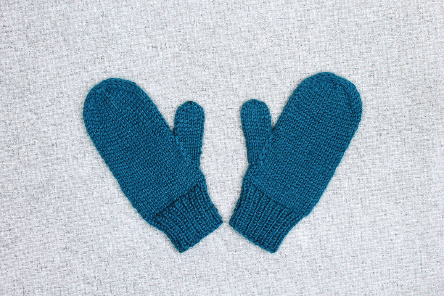 basic knitting instructions with pictures