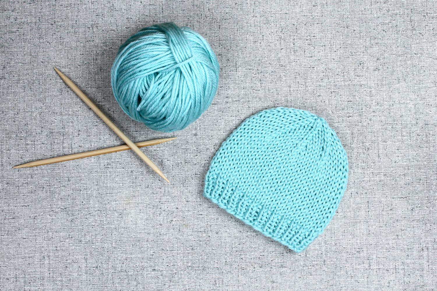 knitting instructions toddler hat