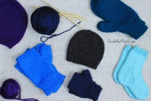 Handmade knitwear by Liz Chandler @PurlsAndPixels