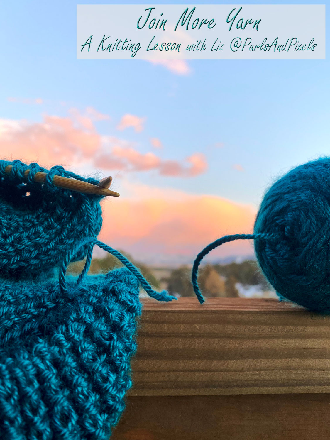 The Magic Knot – Joining a New Ball of Yarn